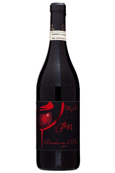 ヴィジン 赤ワイン ピエモンテ ベルバーラ